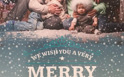 Holiday Card – Christmas and New Years
