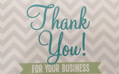Printer – Thank you for business