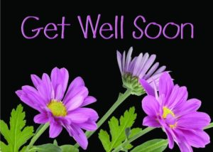 get well front